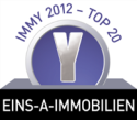 EINS A IMMOBILIEN IMMY 2012